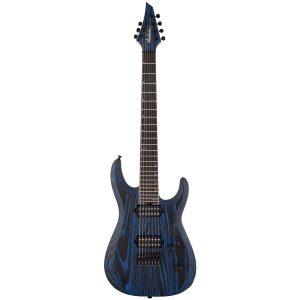 Jackson Pro Series Dinky DK Modern Ash HT7 – Baked Blue – EB