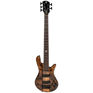 Spector NS Ethos 5 – Super Faded Black Gloss – Aguilar Electronics