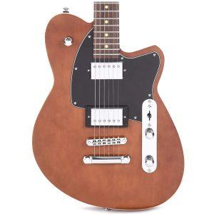 Reverend Guitars Charger HB Violin Brown