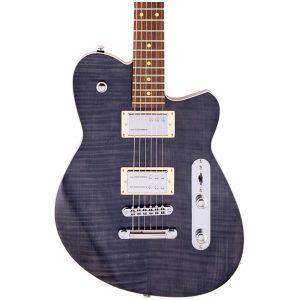 Reverend Guitars Charger RA – Trans Black