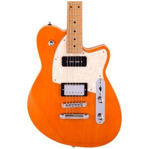 Reverend Guitars Double Agent OG – Rock Orange